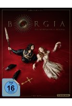 Borgia - Staffel 3  [DC] [3 BRs] Blu-ray-Cover