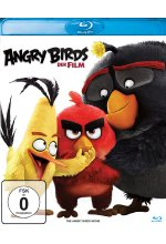 Angry Birds - Der Film Blu-ray-Cover