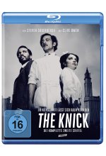 The Knick - Die komplette 2. Staffel  [4 BRs] Blu-ray-Cover