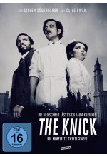 The Knick - Die komplette 2. Staffel  [4 DVDs] DVD-Cover