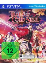 The Legend of Heroes - Trails of Cold Steel II Cover