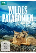 Wildes Patagonien DVD-Cover