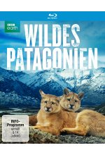 Wildes Patagonien Blu-ray-Cover