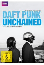 Daft Punk Unchained DVD-Cover