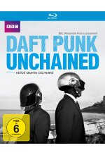 Daft Punk Unchained Blu-ray-Cover