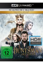 The Huntsman & The Ice Queen - Extended Edition  (4K Ultra HD) (+ Blu-ray) Cover