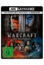 Warcraft: The Beginning  (4K Ultra HD) (+ Blu-ray) Cover