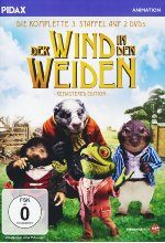 Der Wind in den Weiden - Staffel 3  [2 DVDs] DVD-Cover