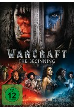 Warcraft: The Beginning DVD-Cover