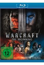 Warcraft: The Beginning Blu-ray-Cover