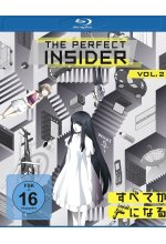 The Perfect Insider Vol. 2 Blu-ray-Cover