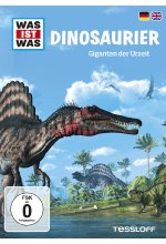 Was ist Was - Dinosaurier DVD-Cover