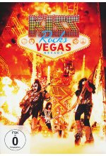 Kiss - Kiss Rocks Vegas DVD-Cover