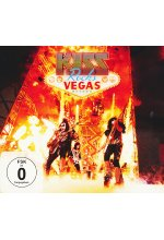 Kiss - Kiss Rocks Vegas   [+ CD] DVD-Cover