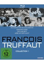 Francois Truffaut - Collection 1  [4 BRs] Blu-ray-Cover