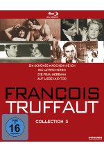 Francois Truffaut - Collection 3  [4 BRs] Blu-ray-Cover