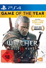 The Witcher 3: Wild Hunt (Game of the Year Edition)) Cover