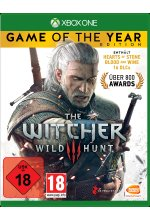 The Witcher 3: Wild Hunt (Game of the Year Edition) Cover
