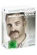 Armin Mueller-Stahl - Edition  [4 DVDs] DVD-Cover