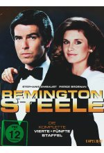 Remington Steele - Die Komplette Staffel 4 + 5  (9 DVDs) DVD-Cover