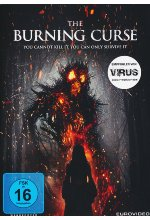 The Burning Curse DVD-Cover