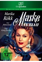 Maske in Blau DVD-Cover