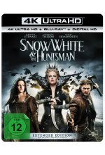Snow White & the Huntsman  (4K Ultra HD) (+ Blu-ray)  <br><br> Cover