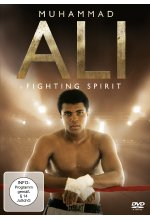 Muhammad Ali - Fighting Spirit DVD-Cover