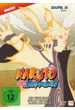 Naruto Shippuden - Staffel 15 - Box 1 - Uncut  [3 DVDs] DVD-Cover