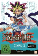 Yu-Gi-Oh! 9 - Staffel 5.1  [5 DVDs] DVD-Cover