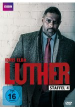Luther - Staffel 4 DVD-Cover