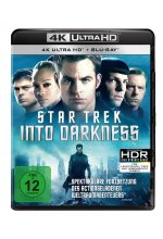 Star Trek 12 - Into Darkness  (4K Ultra HD) (+ Blu-ray) Cover