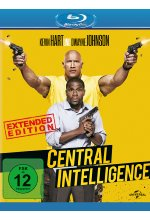 Central Intelligence - Extended Edition Blu-ray-Cover