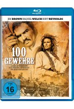 100 Gewehre Blu-ray-Cover