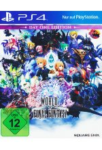 World of Final Fantasy (Day One Edition) Cover