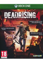 Dead Rising 4 (AT-Version) Cover