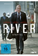 River - Staffel 1  [2 DVDs] DVD-Cover