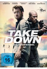 Take Down - Die Todesinsel DVD-Cover