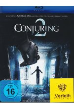 Conjuring 2 Blu-ray-Cover
