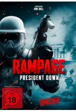 Rampage - President Down - Uncut DVD-Cover