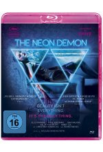 The Neon Demon Blu-ray-Cover