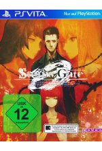 Steins; Gate 0 Cover