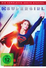 Supergirl - Die komplette 1. Staffel  [5 DVDs] DVD-Cover