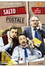 Salto Postale  [4 DVDs] DVD-Cover