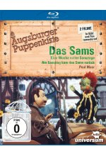 Das Sams - Augsburger Puppenkiste Blu-ray-Cover