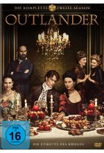 Outlander - Die komplette zweite Season  [6 DVDs] DVD-Cover