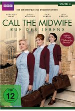 Call the Midwife - Staffel 4  [3 DVDs] DVD-Cover
