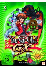Yu-Gi-Oh! - GX - Staffel 3/Episode 105-130  [5 DVDs] DVD-Cover