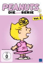 Peanuts - Die neue Serie Vol. 5 (Episode 41-50) DVD-Cover