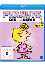 Peanuts - Die neue Serie Vol. 5 (Episode 41-50) Blu-ray-Cover